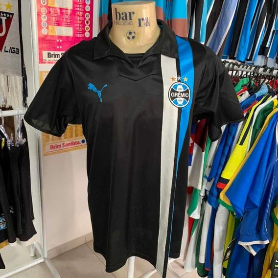 Camiseta Grêmio 2009 - Tamanho Gg Passeio