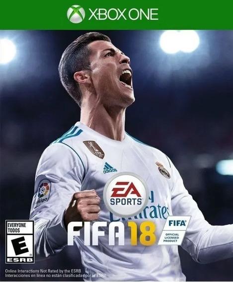 Fifa 18 - Fisico - Xboxone - Impecàvel