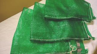 Arpilla Verde 36x78 Paquete De 500pz
