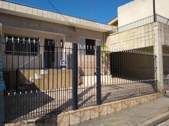 Casa Para Locação Em São Paulo, Vila Talarico, 3 Dormitórios, 2 Banheiros, 4 Vagas - Loc126_1-1193742
