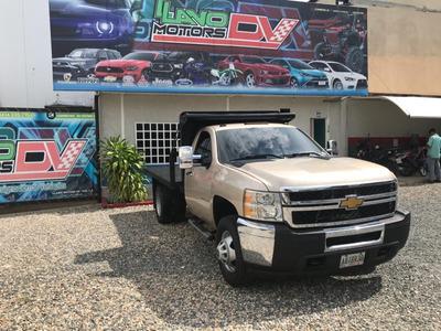 Chevrolet C3500 4x2 2013