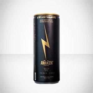 Awaken Energy Drink (energizante Natural) - Teoma