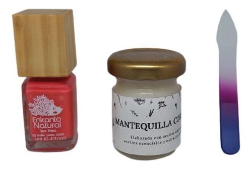 Esmalte Natural + Mantequilla Corporal+ - g a $818