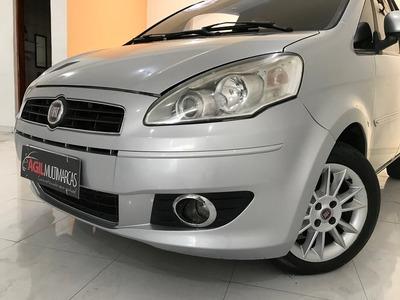 Fiat Idea 1.6 Essence Único Dono 2012 Prata