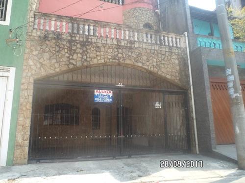 Imagem 1 de 6 de Casa Para Alugar No Cangaiba - 1750 - 32494348