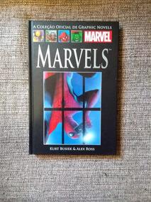 Marvels Editora Salvat - Envio Via Reg Módico 15,00 Todo Br