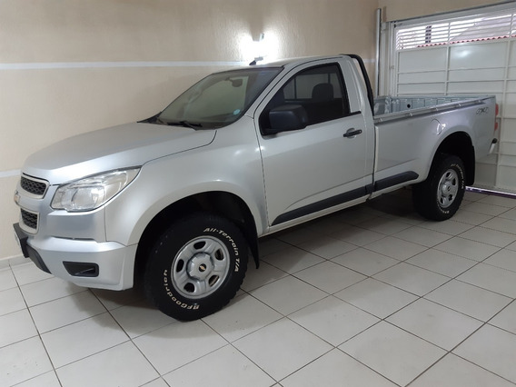S10 2.8 Ls 4x4 Cs Diesel 2014 - Aceito Troca