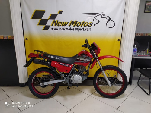 Xlr 125 Es 2002 Apenas 15000 Km Único Dono