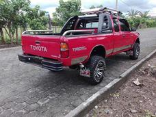 Toyota Tacoma Cuatro Colindros