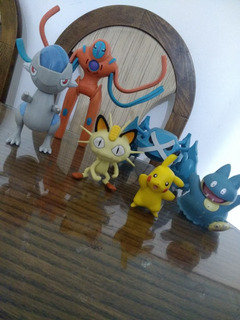 Pokemon Figuras Originales (lote) - En Buen Estado!!
