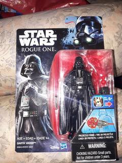 Figura De Star Wars Rogue One 3 3/4 Darth Vader Nueva