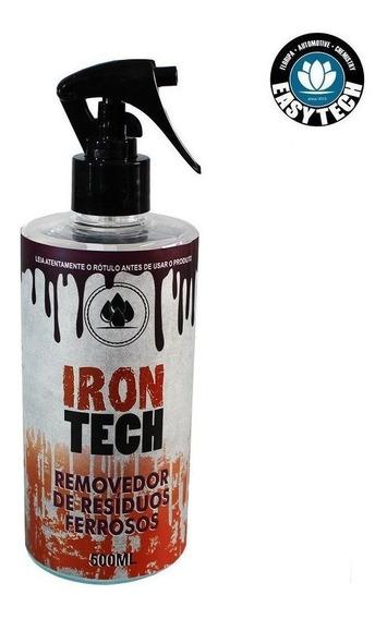 Easy Tech Descontaminante Ferroso Iron Tech