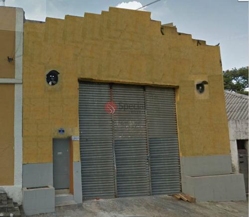 Salão Comercial Vila Matilde - Ta8258