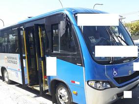 Micro Ônibus Ibrava / Ar Condicionado / Sp Trans / 2015
