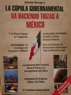 La Cupula Gubernamental Va Haciendo Trizas A Mexico / Borreg