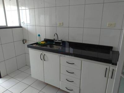 Apartamento Com 3 Dormitórios Para Alugar, 83 M² Por R$ 1.030/mês - Vila Guarani - Mauá/sp - Ap0261
