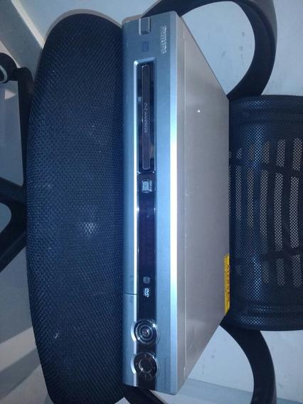 Dvd Player Com Gravador