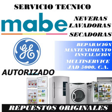 Servicio Técnico General Electric Mabe Nevera Lavadora Secad