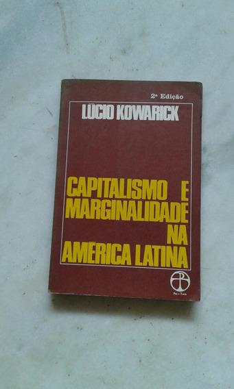 Capitalismo E Marginalidade Na América Latina