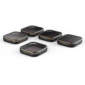 Filtros Pgytech Nd4 Nd8 Nd16 Nd32 Pl Gopro Hero 5 6 7 Black