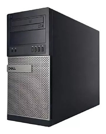 Desktop Dell 990 Core I5 2400 8 Gb Ddr3 Hd 500 Gb Dvd Win 7