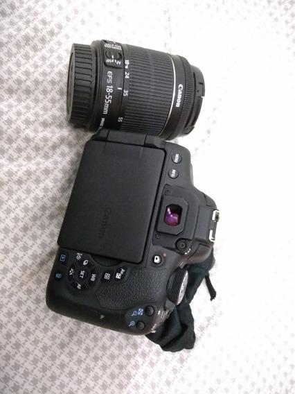 Câmera Canon T6i