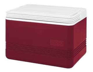 Caixa Térmica Igloo Legend Cooler Vermelha 8 Litros 12 Latas