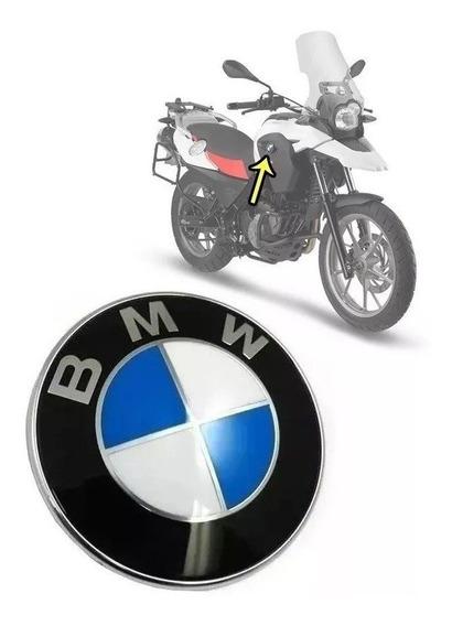 Adesivo Emblema Tanque Bmw Gs 650 2011/2017 Alumínio Unidade