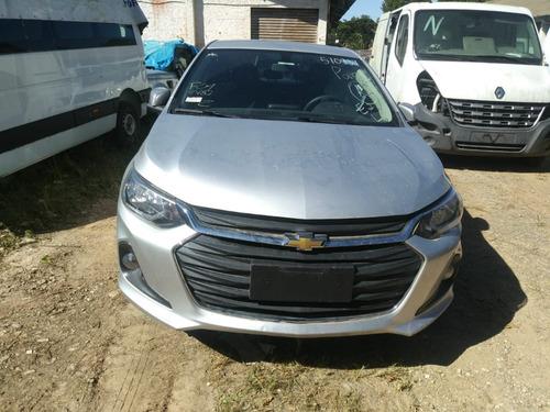 Sucata Chevrolet Onix Plus 2019/2020 Para Retirada De Peças