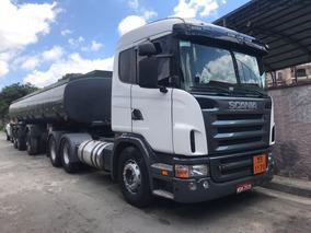 Caminhão Tanque Scania G470 E Carreta Gotti 32000 Lt