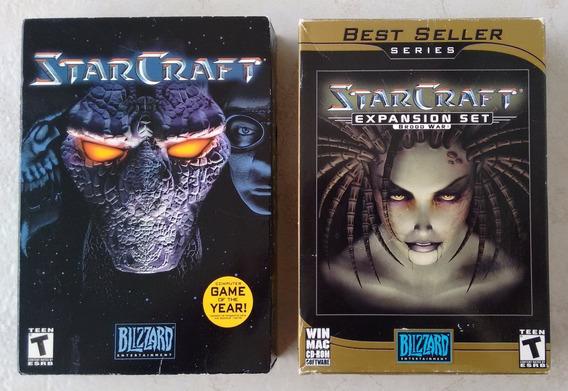 Starcraft + Brood War Mini Box ( Blizzard )