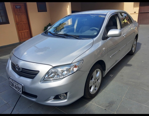 Toyota Corolla 2011 1.8 16v Xli Flex Aut. 4p