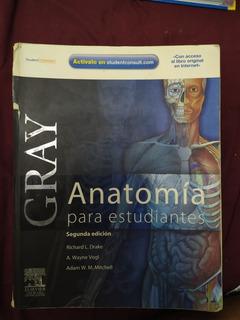 Anatomía Para Estudiantes Segunda Edición, Gray