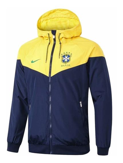 Blusa Tactel Da Seleção Brasileira Brasil Oficial - Oferta