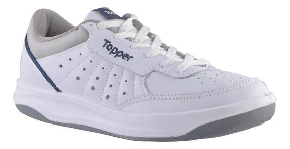 Zapatillas Topper Nex X Forcer Blanco