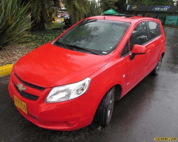 Chevrolet Sail Ltz Spart