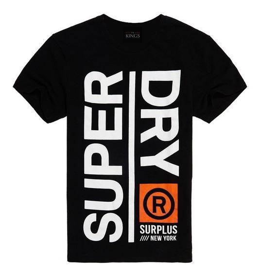 Remera Superdry Super Plus New York - Varios Modelos