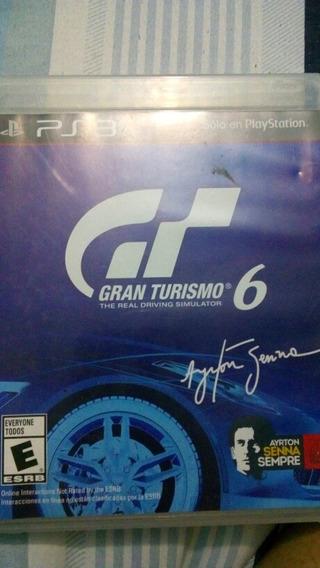 Jogo De Ps3 Gran Turismo 6