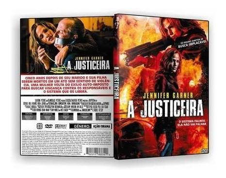 Dvd Filme A Justiceira Frete Grátis