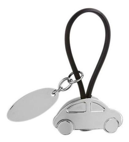 Llavero De Auto Premium Con Placa Metálico Ligero Llaves