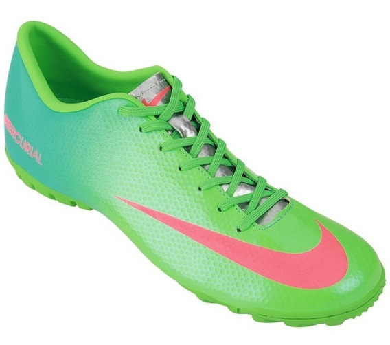 Botines Nike Mercurial Victory 4 Tf Papi Futbol Envio Gratis