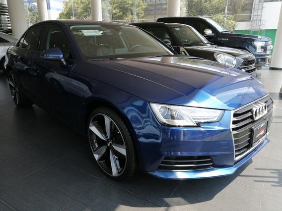 Audi A4 2018 2.0 T Dynamic 190hp Dsg