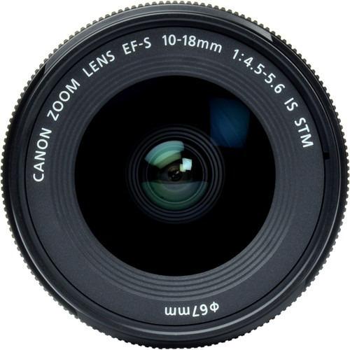 Lente Canon 10-18mm Entrega Inmediata.