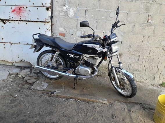 Suzuki Ax 100 Con Motor 115 Solo Tarjeta