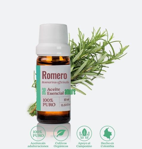 Kit 2 Aceites Esenciales 100% Puro Orgánico Natural