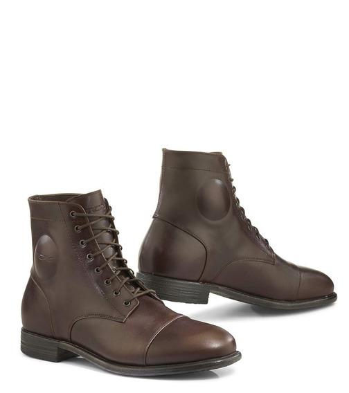 Tcx Botas Metropolitanas Para Hombre (marrón Oscuro, Tall