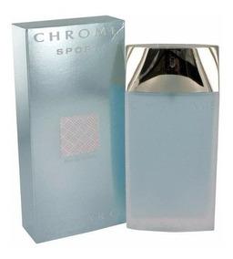 Perfume Azzaro Chrome Sport --- 100ml --- Original