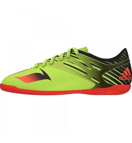 Zapatillas adidas Fútbol Messi 15.4 Niño Indoor - New