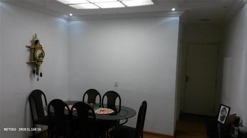 Apartamento Para Venda Em São Bernardo Do Campo, Planalto, 3 Dormitórios, 1 Suíte, 2 Vagas - 10111_1-536667