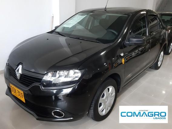Renault Nuevo Logan Authentique2017 Dok309